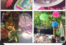 Kid's Birthday Parties!