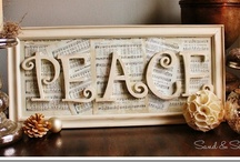 Craft Ideas / SO many things to do! LOV IT:)INGGGG / by Sarah Ann Franks