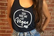 Vegan Fashion / by Official PETA