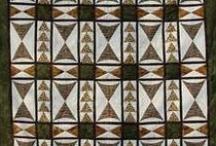 African quilts / Some ideas for an african inspired quilt / by Julie van den Driesche