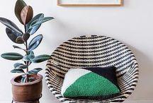 Living Room / Retro love for your home #livingroom #livingroomdecor
