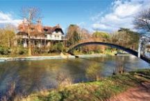 Properties For Sale In Surrey / A selection of Surrey's finest properties for sale.  To see more, visit our website http://www.curchods.com/