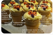 How To Make A Gruffalo Party  / fun food fit for a gruffallo