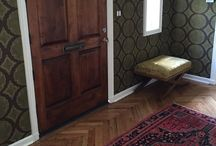 Entry Halls, Foyers, Front Hall Design / Entry Halls, Foyers, Front Doors, Home Galleries