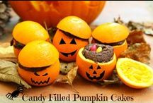 Halloween Inspired Spooky Delights / all things fun and foodie for Halloween
