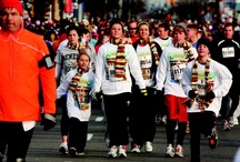 Turkey Trot T-Shirts / Turkey Trot t-shirts over the years. YMCA Buffalo Niagara is looking for creative designs for our 2014 YMCA Turkey Trot  t-shirts. These t-shirts are given to 14,000 participants and worn not only on race day but for many years to follow. The creator of the winning design will be recognized with their name on the back of the t-shirt.To be considered please submit you t-shirt design before 11:59 pm (EST) on Wednesday, October 8, 2014.  Visit www.ymcaturkeytrot.org for details.