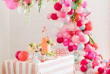 Party time / by Jennifer Fontine