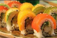 The BEST Vegan Sushi in Town! / The BEST vegan sushi! / by Official PETA
