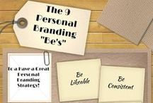 Brand Your Business! / Information, pictures and infographics on all things #branding - from #brand YOU to the branding of your business.  It's time to fix up and look sharp, the world is watching...