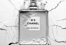 Chanel / My favorite designer.