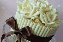 Ideas for Rita's wedding cake