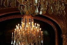Lighting + Chandeliers... / by Julie Shay Designs