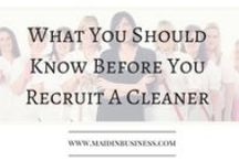 Maid In Business / Are you thinking of starting a cleaning #business? Do you own a #cleaning business and want to grow but are not sure how? You have reached the right board! Blogs, Vlogs and Inspiration for the cleaning business owner from a seasoned cleaning business owner. and sales and marketing professional. Pins from my blog  - www.maidinbusiness.com - along with pins from other trusted resources. #Marketing #Sales #Branding #Strategy  Want to contribute? Comment on a pin!