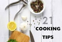 Healthy Food Tips / I'm always looking for healthy cooking tips