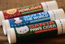 Holiday Shopping & Gift Guide / Quick & easy guide to the best vegan & cruelty-free Christmas gift ideas out there!  / by Official PETA