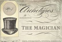 Branding Archetypes / What is your predominant archetype?  I'm the Alchemist/Magician followed by explorer/creator.