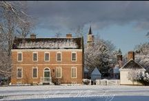 "Winter is ""Snow"" Much Fun / by Colonial Williamsburg"