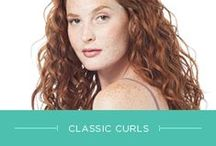 Classic Curls / Everything you need to know about understanding and loving your classic curls! / by Ouidad