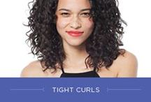 Tight Curls / Everything you need to know about understanding and loving your tight curls! / by Ouidad