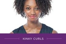 Kinky Curls / Everything you need to know about understanding and loving your kinky curls! / by Ouidad