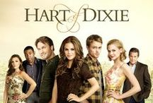Hart of Dixie / My favorite CW tv show about Zoe Hart, a great doctor in Bluebell!