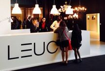 Euroluce 2015 / April 14th to 19th Euroluce welcomed the new look of Leucos, together with the come backs of ITRE and muranodue-Gallery. See how Leucos blended history and future through our new creations. A New Day.