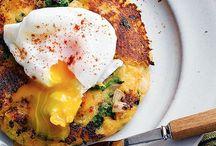 For The Love Of Veggie Brunch / Vegetarian brunch recipes and inspiration. #vegetarianrecipes #veggie #vegetarian