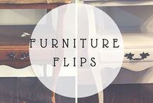 Furniture Flips / This board is all about furniture makeovers, repurposing, painting and making old furniture new again! *OPEN TO CONTRIBUTORS! Please follow me, Cole's Crossing, then send me a message :)