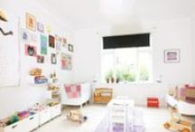 Kids rooms / by Jennifer Lawrence