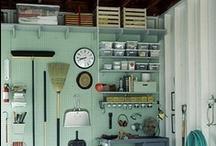 Simplify & Organize at Home / by Sara Head