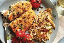 Favorite Recipes / by Melissa Saulsbury