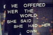 Words of Wisdom / by Ashley Plaisance