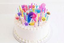birthday // party / Celebrate / by Sarah Sriracha™