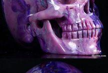 Skulls / I <3 skulls / by Amethyst Moon