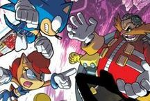 Sonic the Hedgehog / Way past cool.
