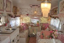 Vintage and Gypsy Trailers