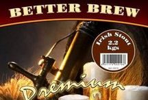 Better Brew / Better Brew este liderul european in producerea berii si vinului acasa. Compania acopera toate aspectele - kituri, accesorii si materie prima .Puteti avea incredre in accesoriile Better Brew pentru ca au fost special create pentru a face bere acasa, fiind adaptate dupa instrumente profesionale sau inventate direct. Better Brew a usurat activitatea de producere a berii acasa, indiferent de marca kitului folosit.