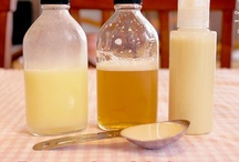Homemade Lotions & Potions