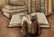 Book Stuff / by Lerryn Meza