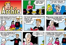 Daily & Sunday Strips / Classic Archie newspaper strips.
