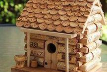 Wine Cork Projects / by Lerryn Meza