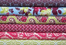 Sewing: Fabric Stash / by Lydia Cheney
