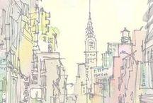 NEW YORK / by Alexia Conley