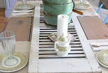 HOME DECOR/Country Style / by MJ Murray