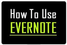Evernote / A collection of tips for using Evernote