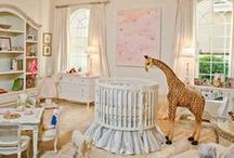 Home: Nursery & Kids Room / by Lydia Cheney