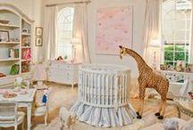 Home: Nursery & Kids Room / by Lydia Cheney
