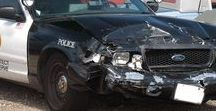 American COP Cars and Crashes