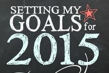 Goal Setting / by Pieces of Amy