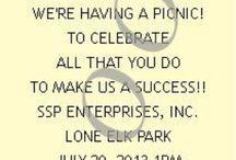 VoR company picnic / by Robin Parks